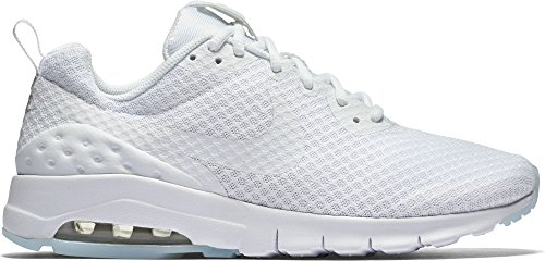 Nike Damen Air Max Motion Low Laufschuhe, Weiß (White / White), 38.5 EU
