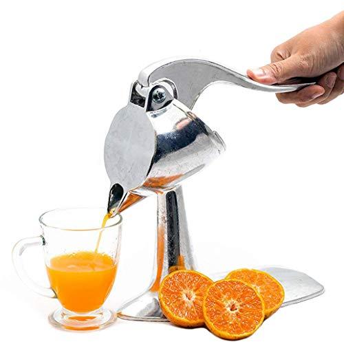 lamta1k Presse,Edelstahl Handbuch Fruit Squeezer Zitroneorange Press Juicer K¨¹Che Gadget