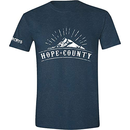 Far Cry 5 - Hope County T-Shirt Navy S