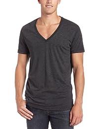G-STAR Herren T-Shirt V Heather 2er Pack