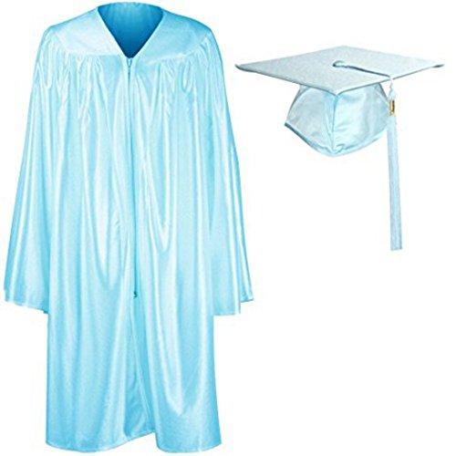 GraduationMall Kindergarten Abschluss Kleid Deckel Quaste Einstellen