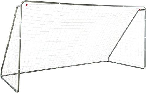 AmazonBasics - Porta da calcio, 3,65 x 1,82 m