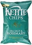 Kettle Chips Patatine al Rosmarino - 8 buste