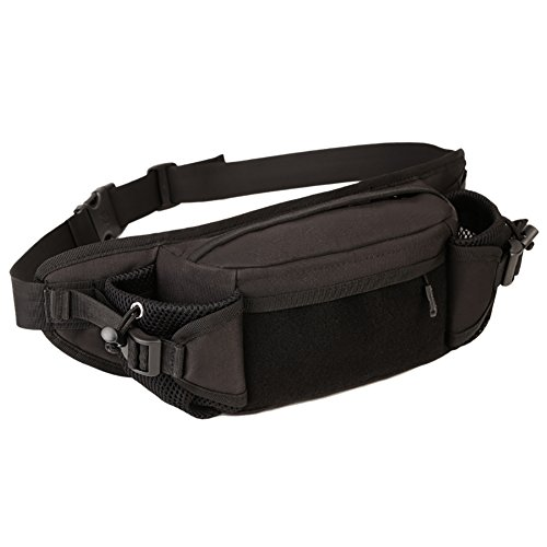 Reefa Multifunktions Chest Pack Tasche Schwarz