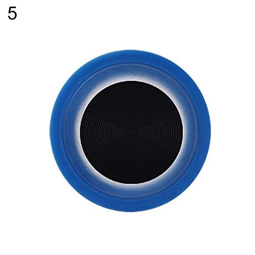 LbojailiAi Joypad des Joysticks von Sucker zum Spielen des Touchscreens der Tablette des Handys blau