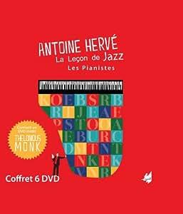 Leçon de Jazz/les Pianistes (Antoine Hervé)