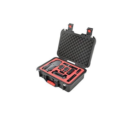 Preisvergleich Produktbild Hunpta Wasserdichte Carry Case Hartschale Koffer Box Aufbewahrungstasche für DJI Mavic Pro Drohne (Schwarz)