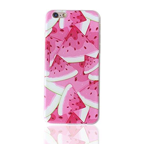 Cover iPhone 6 6s Sportfun Modello in marmo morbido protettiva TPU