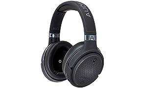 Audeze Mobius Premium Casque de Jeu 3D avec Son Surround, Suivi de la tête et Bluetooth. Casque Over-Ear Gaming pour PC, Playstation 4 et Autres.