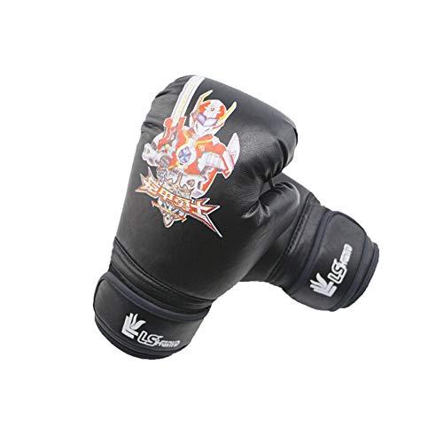 XINGGANGLENGYIN Boxhandschuhe für Kinder, Sandsackhandschuhe für Kinder, Sanda Muay Thai-Kampfhandschuhe, Wettkampfsport-Sandsack Boxhandschuhe, Hohe Qualität Die Beste Wahl für Boxbegeisterte