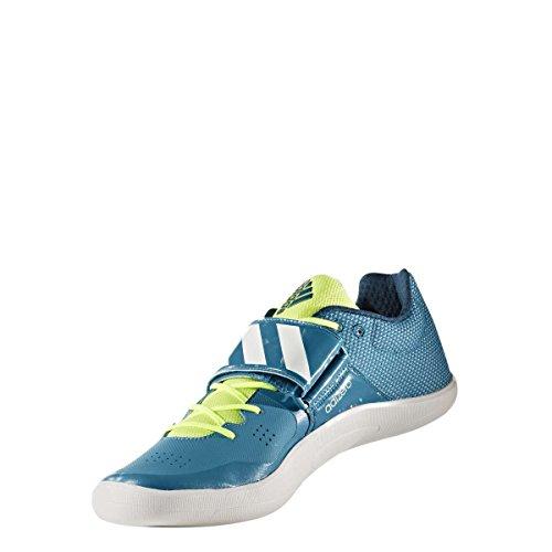 adidas Adizero Discus/Hammer, Scarpe da Corsa Unisex - Adulto Vari colori (Petmis / Ftwbla / Petnoc)