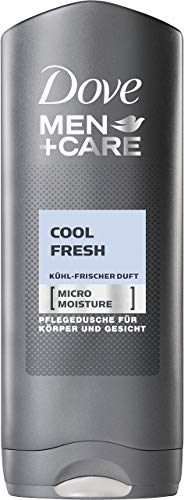 DOVE Men + Care Cool Fresh Duschgel, 6er Pack (6 x 250 ml)