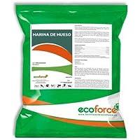 CULTIVERS Harina de Hueso de 1 kg. Abono para Plantas ecologico Que aporta fosforo y