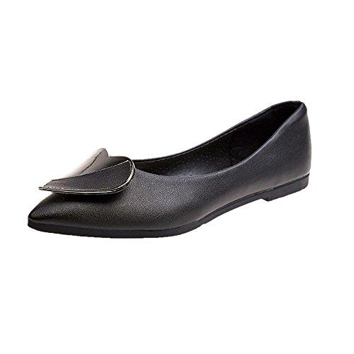 Sandale Femmes Plates,GongzhuMM Ete Mode Chaussures pour Femmes Sandales d'été Anti Slip Fitness Course à Pied Chaussures de Sport