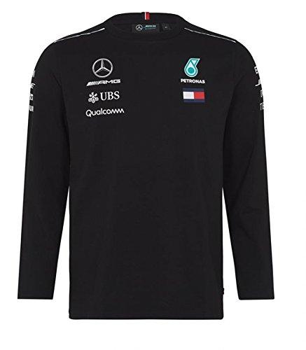 Mercedes AMG Driver Longsleeve, black, M