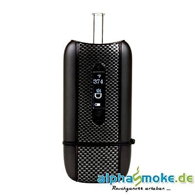 DaVinci Ascent Vaporizer - neuestes Modell in schwarz von DaVinci