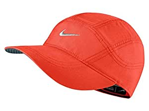 d086ba20e3a35 ... best price nike daybreak orange dri fit cap b7390 257c9