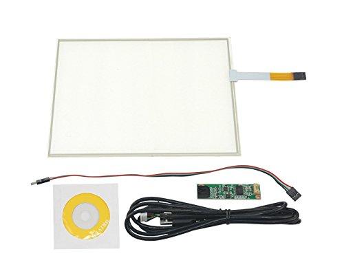 Draht Resistive Touch Panel Touchscreen Mit 4 draht USB kit 225,5x172,9mm für 10