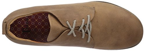 Think - Lessi, Chaussures Derby Basses Brown Men (braun (sattel / Kombi 52))