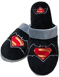02012a1e8a49 DC Comics Batman v Superman Mule Slippers