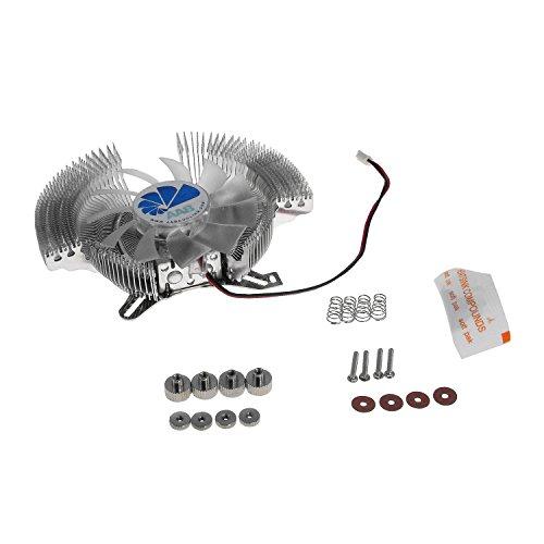 AAB Cooling Super Silent VGA 2 - 118 x 92 x 30 mm - est un ventilateur idéal pour le cartes graphiques