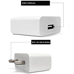Trendstar Coolpad Note 5 Lite Supported 1.5Amp High Speed Universal Charger USB Power Adapter,Wall Charger Adapter With Android Micro USB Cable For fast Charging & Data Transfer,Wall Charger,Travel Charger.