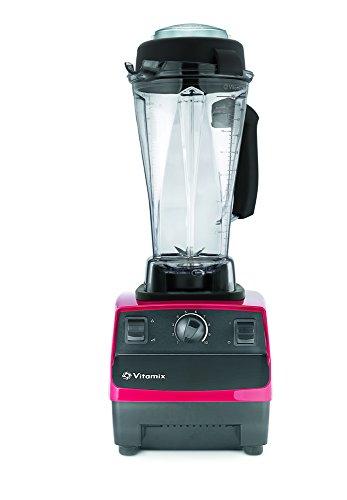 Vitamix Standard Blender, 2 Litre – Red (Certified Refurbished)