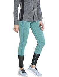 CHKOKKO Women Solid Gym Yoga Pants Tights Sports Stretchable Track Pant