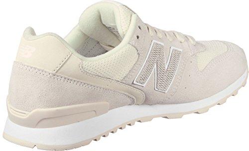 New Balance Damen Sneakers Grau Blau