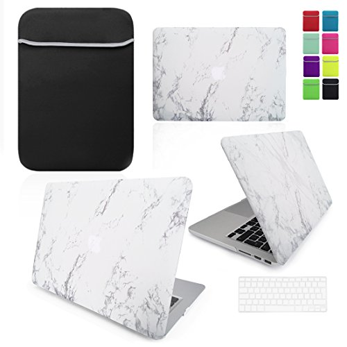 892a417240c LOVE MY CASE   BUNDLE White MARBLE Hard Shell Case with matching Clear    Transparent KEYBOARD
