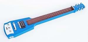 Hawai Slider Lapsteel Gitarre blau