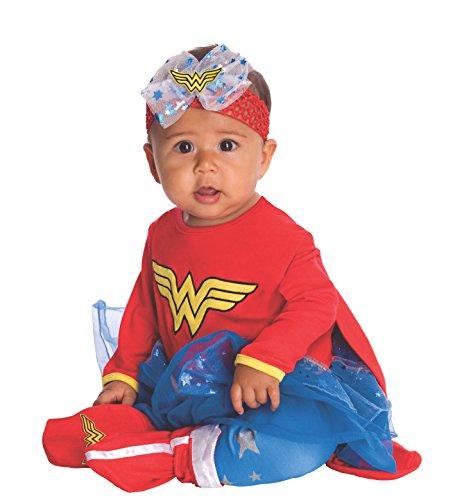 Wonder Woman Kostüm Freunde DC Super Baby