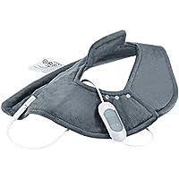 Preisvergleich für OMORC Heizkissen Nacken Schulter und Rücken 3 Temperaturstufen, Heizkissen mit 90 Min Abschaltautomatik, Maschinenwaschbarer...