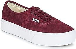 scarpe vans bordo donna