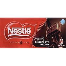 Nestlé Extrafino Tableta de Chocolate Negro ...