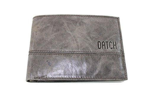 Portafogli Uomo Datch L.Jack 15704A Grey Moda Italiana
