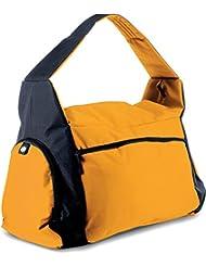 Bolsa de deporte mujer bailar Yoga Fitness Zumba Tiempo Libre–Bolso Bolsa de deporte Bag color naranja 2028FA. bowatex