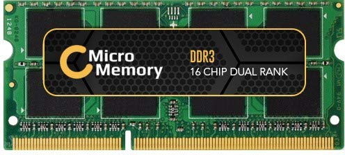 MicroMemory 8GB DDR3L 1600MHZ SO-DIMM Module, KTL-TP3CL/8G, 0B47381, KCP3L16SD8/8 (SO-DIMM Module)