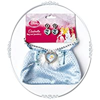 Rubie's Official Cinderella Bag and Glove Set, Children Costume - One Size