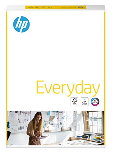 HP Everyday Multifunction - Papel fotográfico (70 g/m², Blanco, A4, 210 x 297mm)