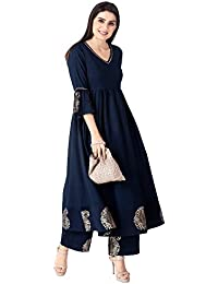 68bdeb138 Amazon.in  Anarkali - Salwar Suits   Ethnic Wear  Clothing   Accessories
