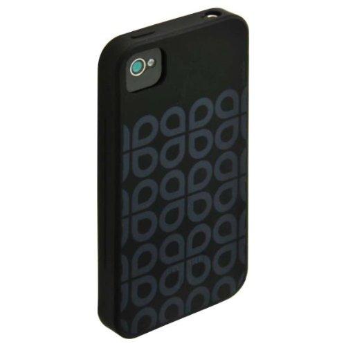 Ozaki iCoat Schutzhülle aus Silikon für iPhone 4, mit Belüftungslöchern Fortitude
