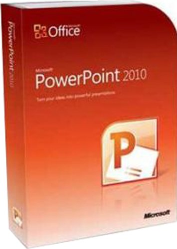 Schulversion PowerPoint 2010 32-bit/x64 DVD