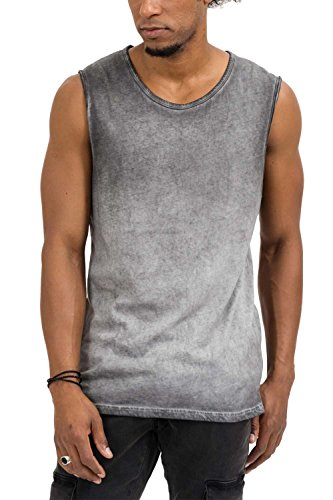 trueprodigy Casual Mens Clothes Funny and Cool Designer Tank Top Muscle Shirt for Men with Design Crew Neck Slim Fit Sleeveless Sale