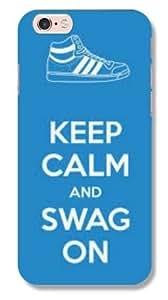 INKONN Iphone 5, 5S, 5SE Keep Calm And Swag On