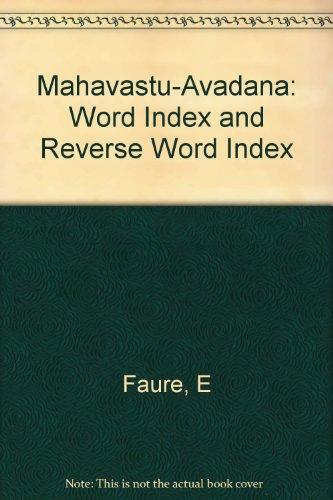 mahavastu-avadana-word-index-and-reverse-word-index