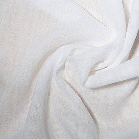 Ägyptische Baumwolle Vorhang (Ägyptische Baumwolle Musselin-Weiß)