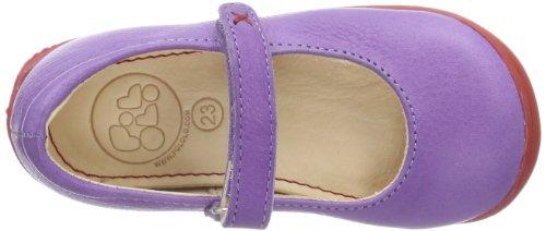 Pololo Granada lilac 7-01-522 Mädchen Ballerinas Violett (Lilac 522)