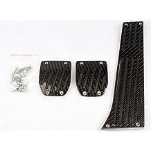 Juego de pedales carbono cambio manual E30 E36 E90 E92 E46 E82 E88 E85 E86 E89 Z3 Z4