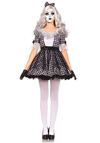 Leg Avenue 85511 - Pretty Porcelain Doll Kostüm, Größe Medium (EUR (Doll Kostüme)